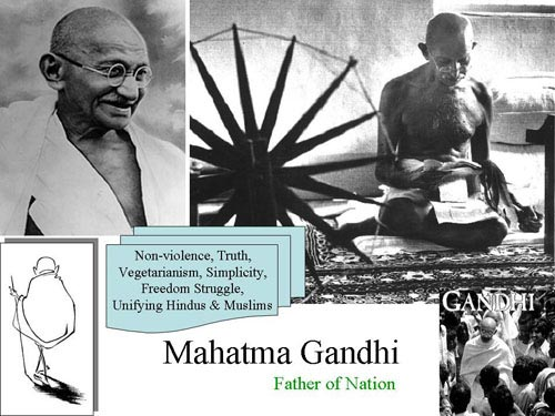 mahatma gandhi and the national movement essay