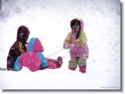 kids-snow-sliding-0 * ya like that,, * 1024 x 766 * (220KB)