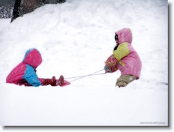 kids-snow-sliding-5 * oops * 1024 x 766 * (183KB)